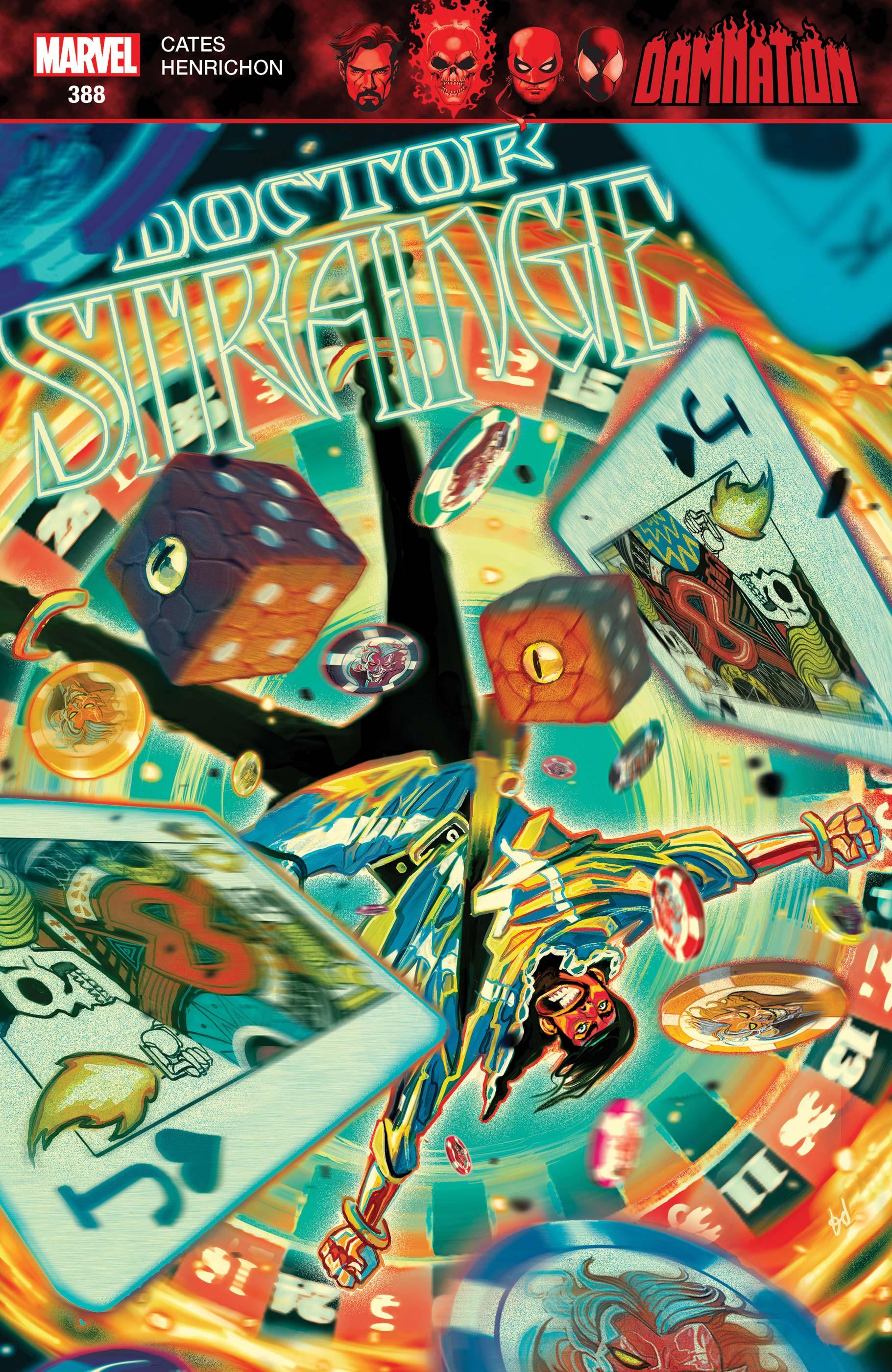 Doctor Strange (2015) #388