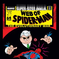 Web of Spider-Man Annual