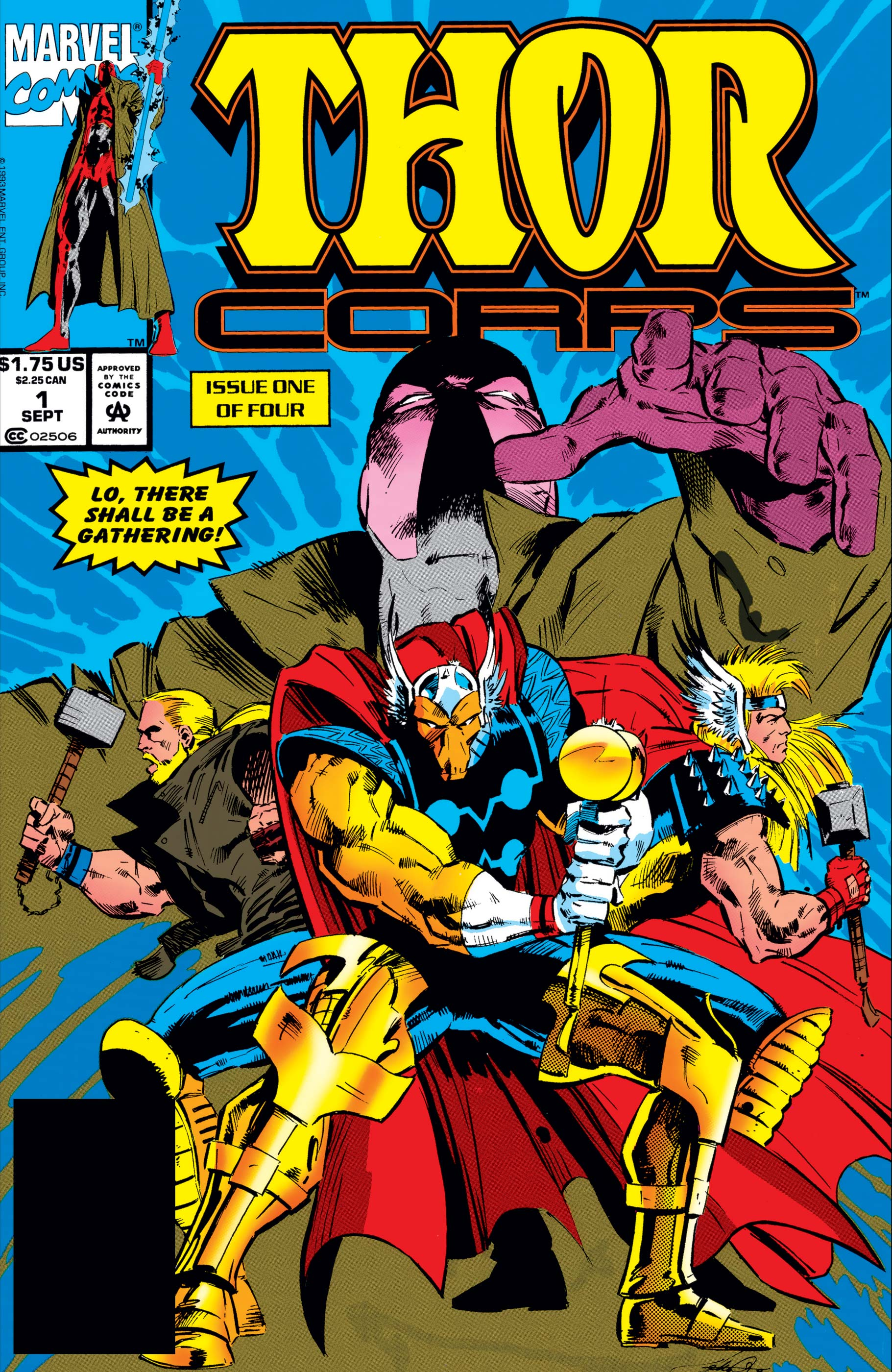 Thor Corps (1993) #1