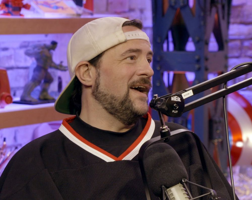 KEVIN SMITH VISITS THIS WEEK IN MARVEL