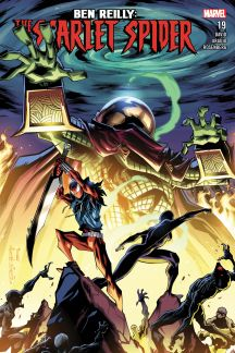 Ben Reilly: Scarlet Spider #19