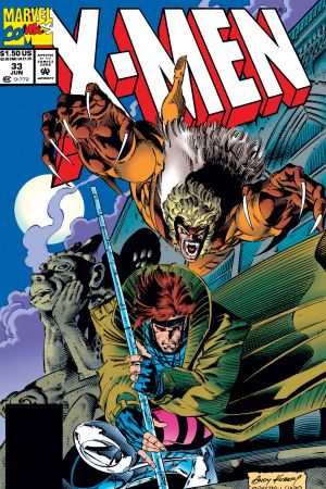 X-Men (1991) #33