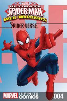 Marvel Universe Ultimate Spider-Man: Spider-Verse #4