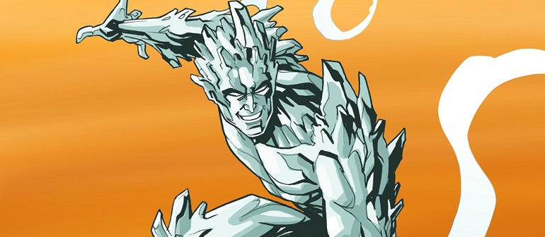 Back by Popular Demand... Iceman Returns this Se