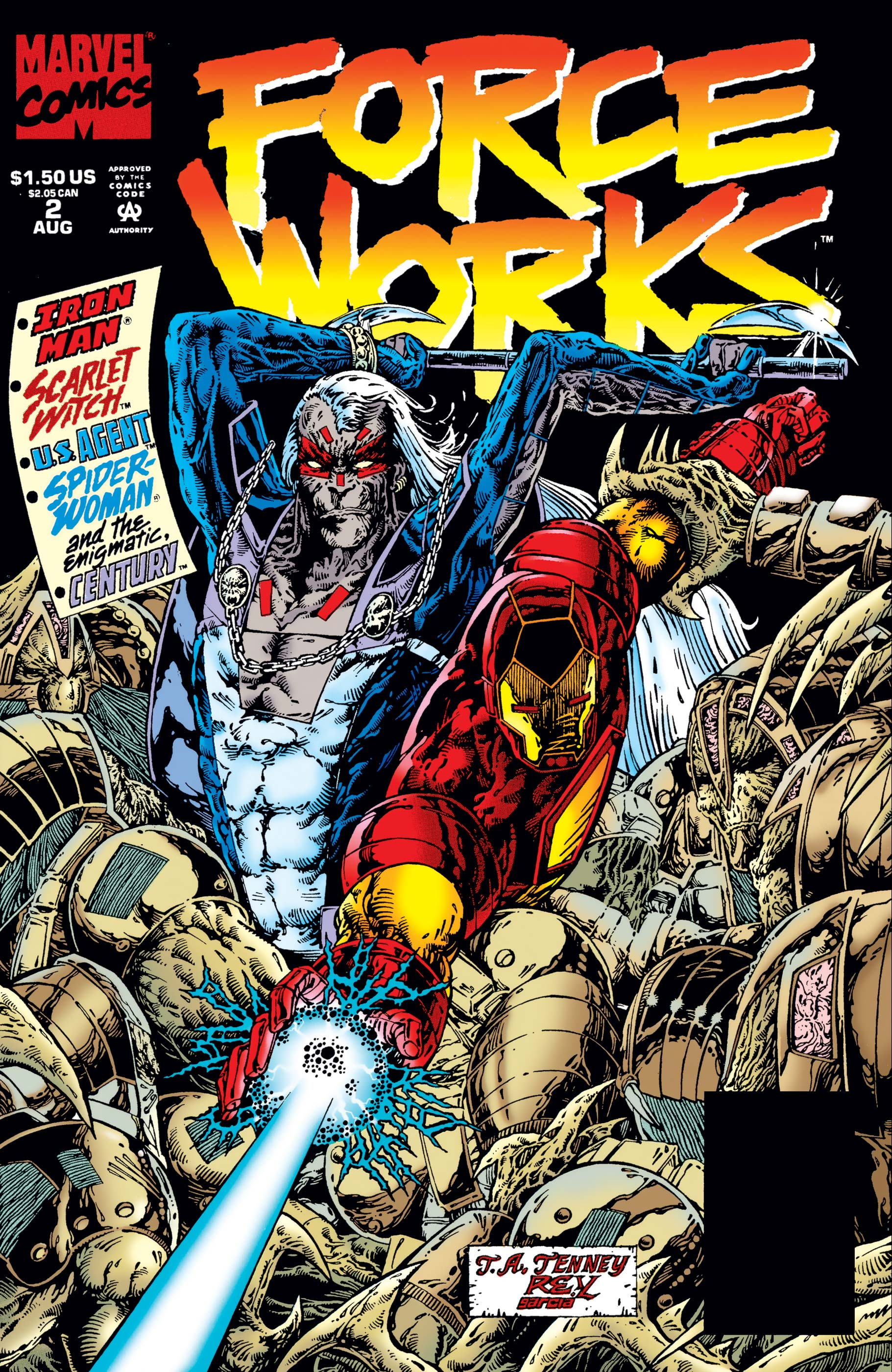 Force Works (1994) #2