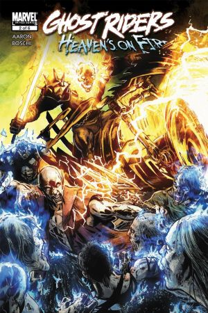 Ghost Riders: Heaven's on Fire (2009) #2