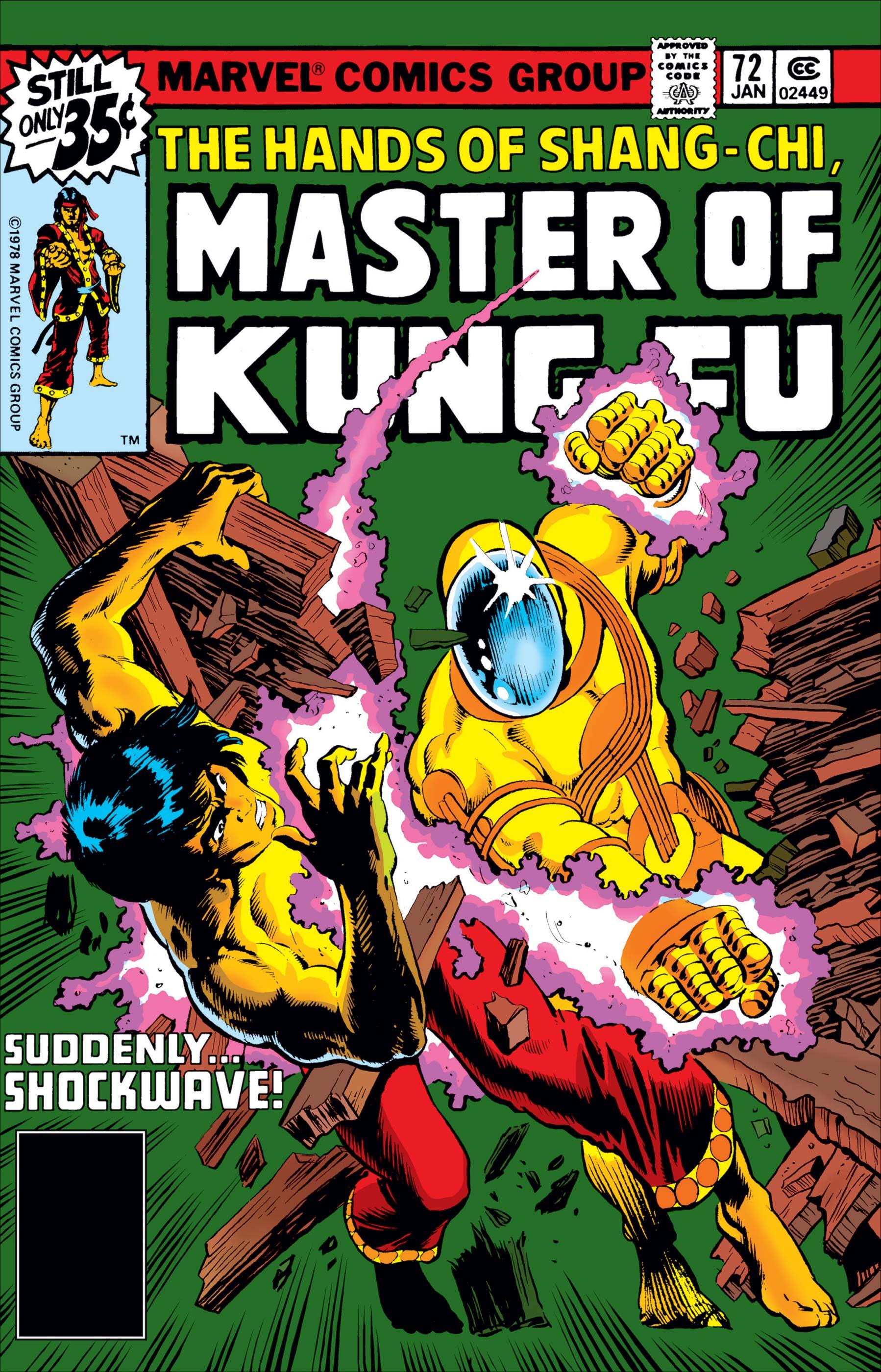 Master of Kung Fu (1974) #72