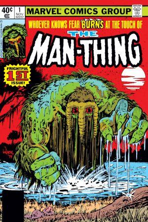 Man-Thing (1979) #1
