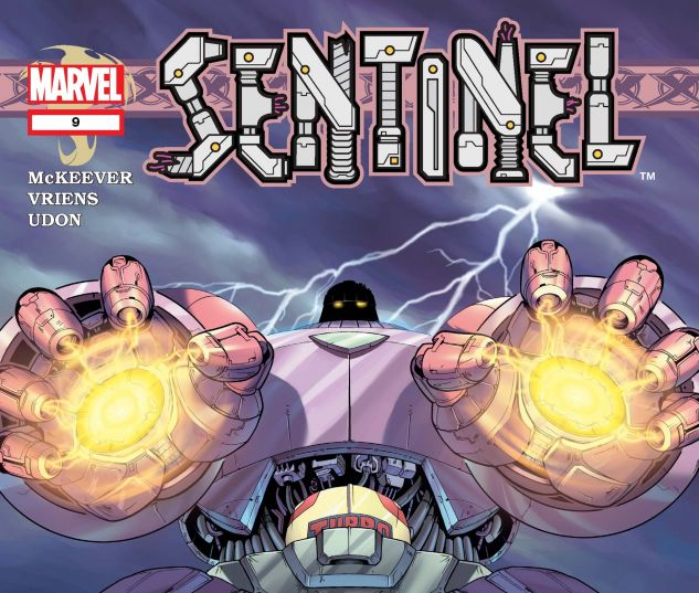 SENTINEL (2003) #9