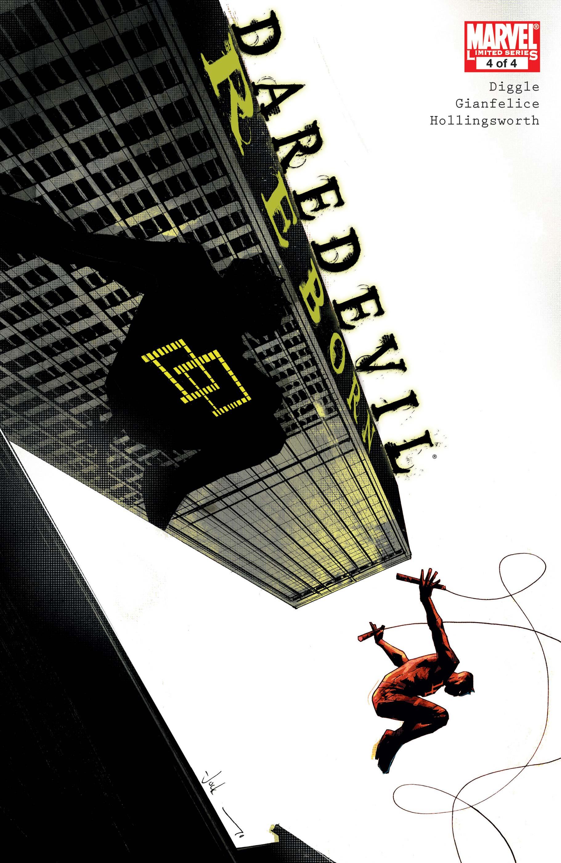 Daredevil: Reborn (2010) #4