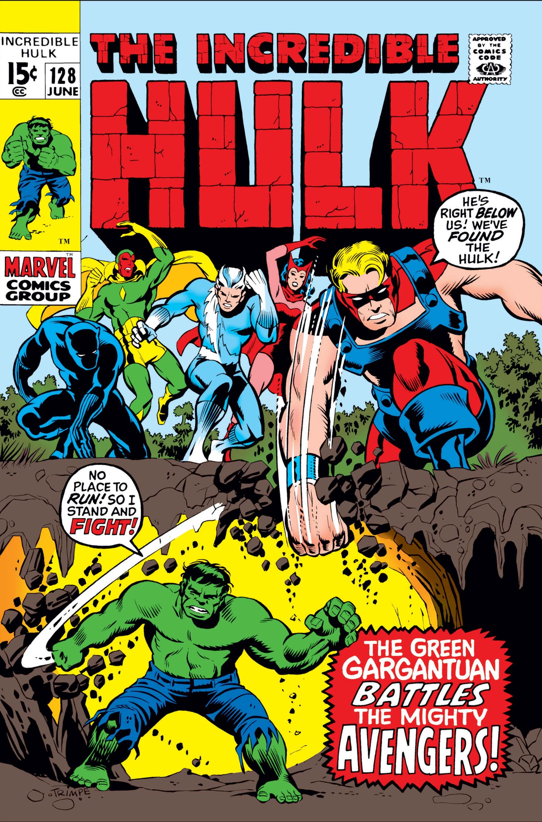 Incredible Hulk (1962) #128