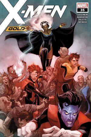 X-Men: Gold #35