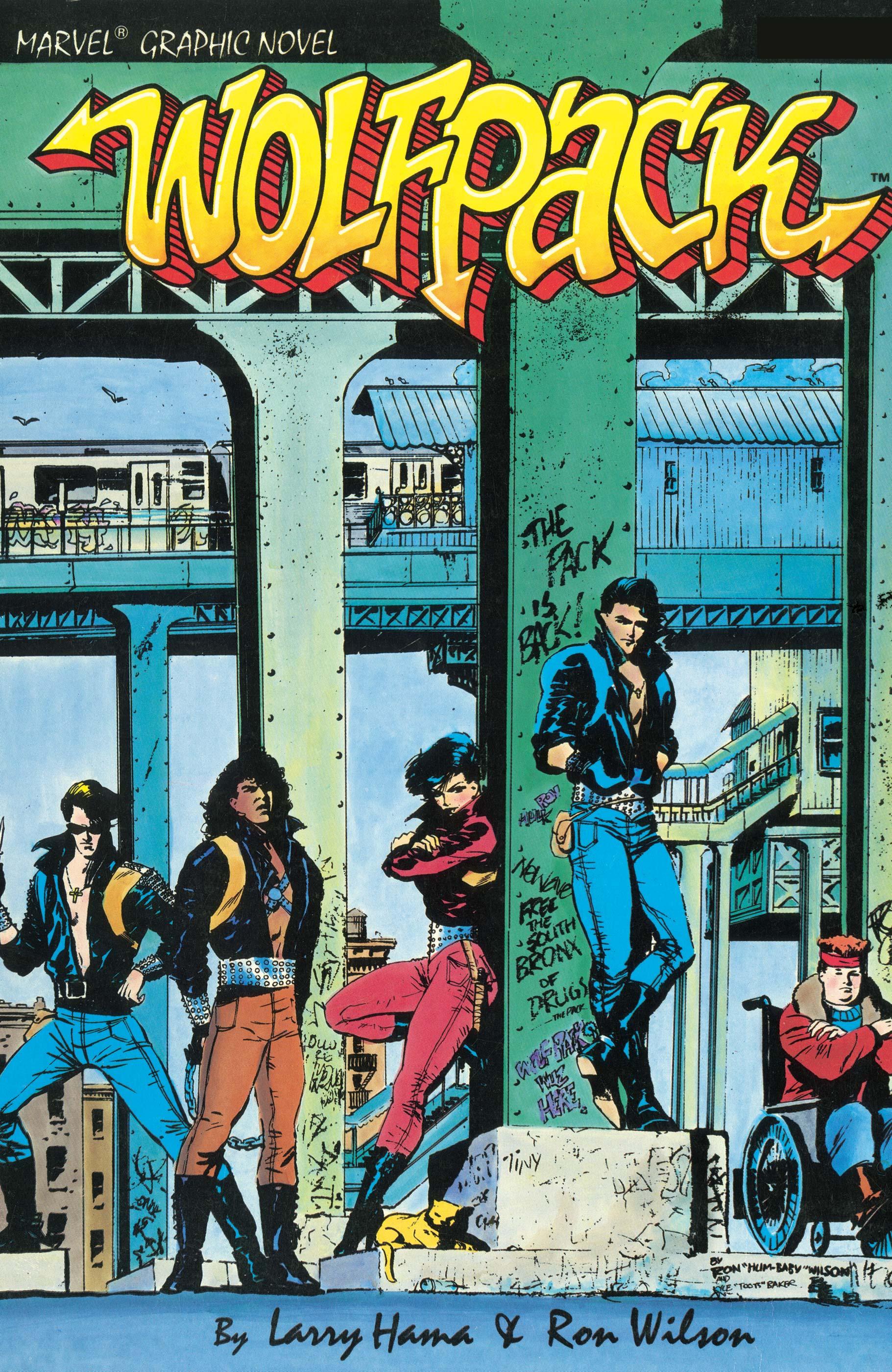 Marvel Graphic Novel (1982) #29