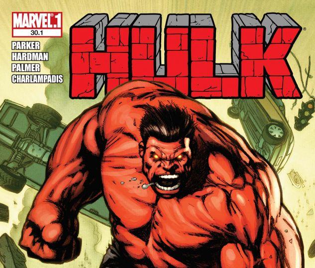 HULK (2008) #30.1