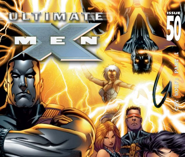ULTIMATE X-MEN (2000) #50