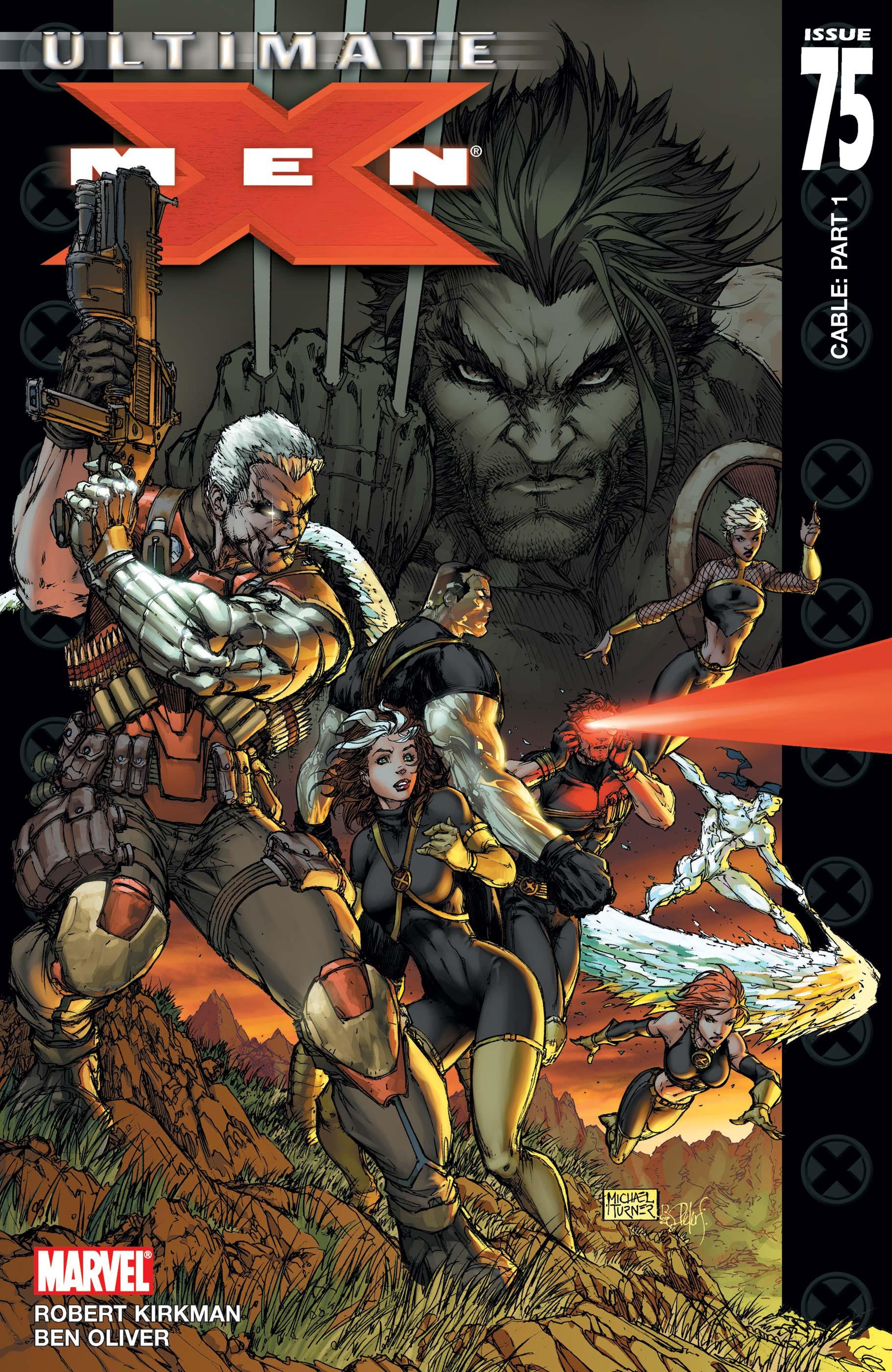 Ultimate X-Men (2001) #75