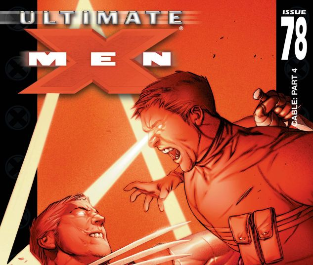 ULTIMATE X-MEN (2000) #78