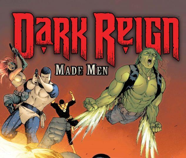 DARK REIGN: MADE MEN (2009) #1
