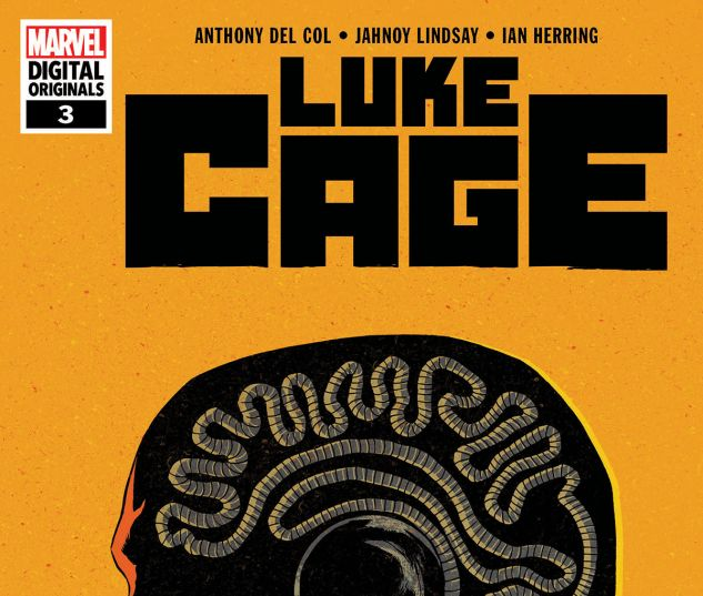 cover from Luke Cage: Mdo Digital Comic (2018) #3
