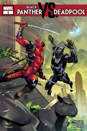 Black Panther Vs. Deadpool (2018 - 2019)
