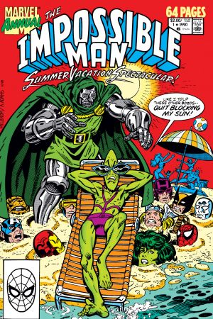 Impossible Man Summer Spectacular (1990) #1