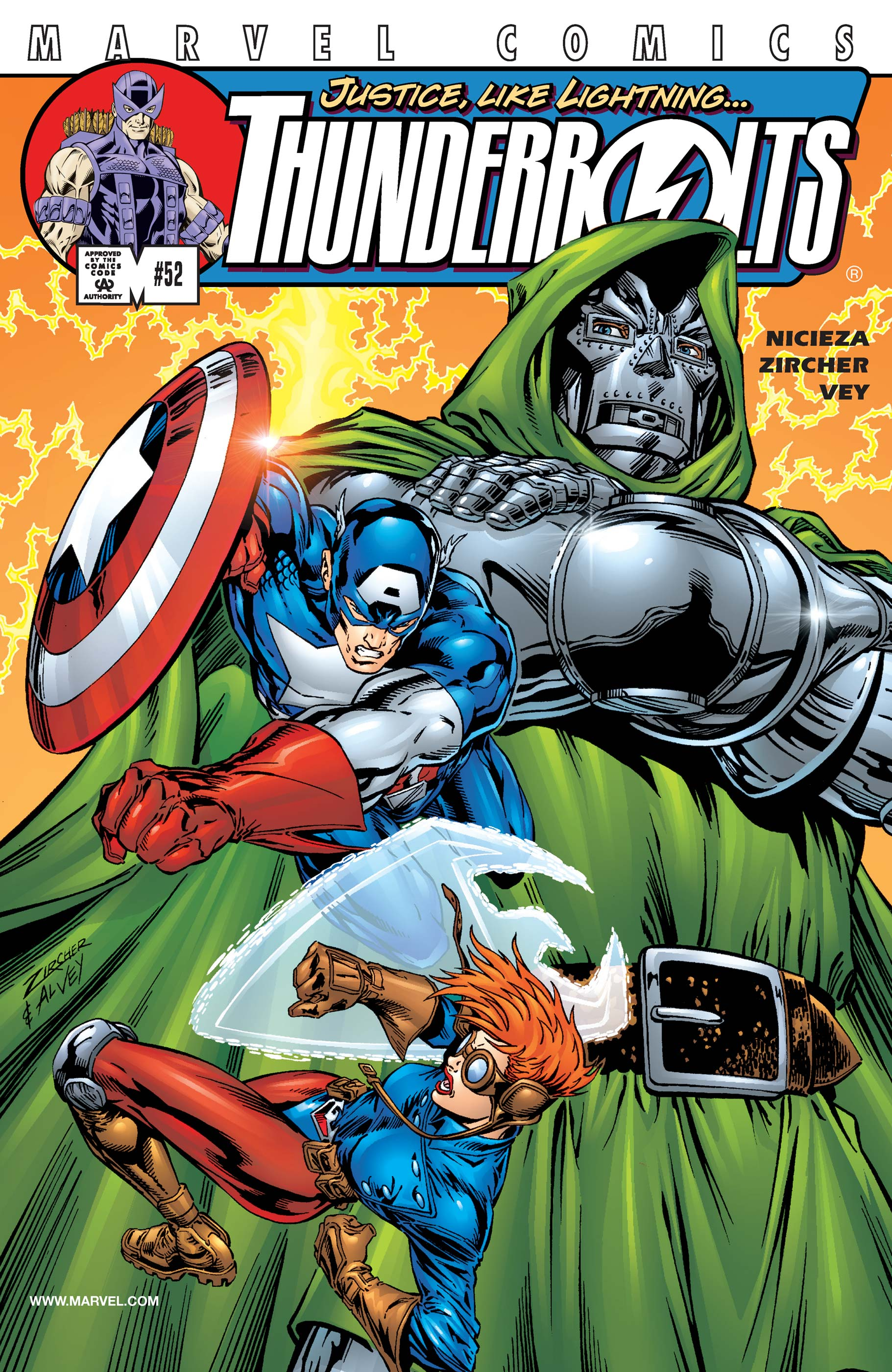 Thunderbolts (1997) #52