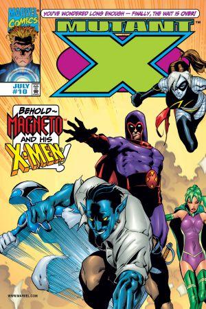 Mutant X (1998) #10