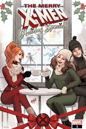 Merry X-Men Holiday Special  #1