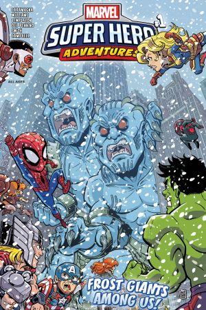 Marvel Super Hero Adventures: Captain Marvel - Frost Giants Among Us! (2018) #1