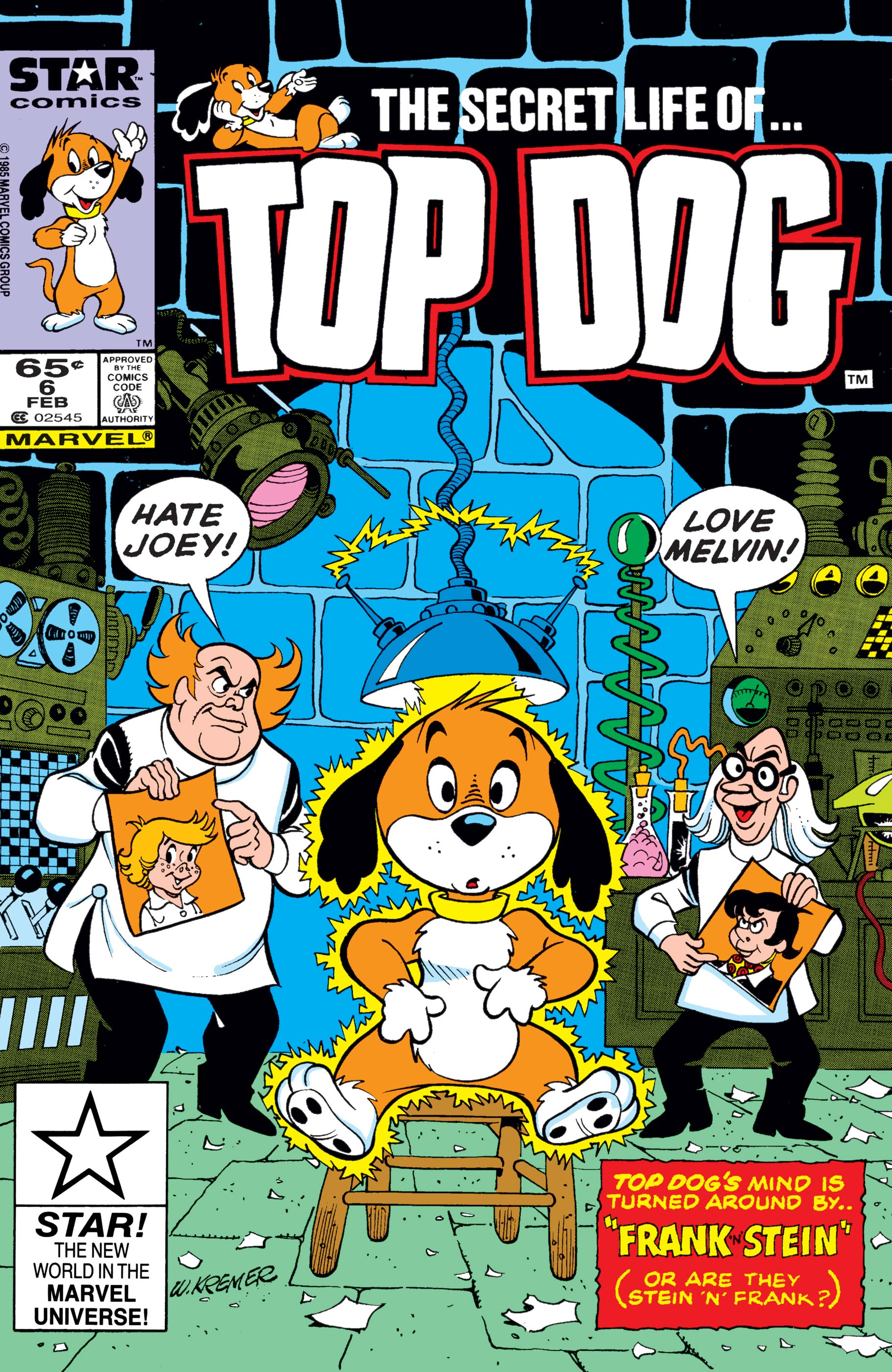 Top Dog (1985) #6