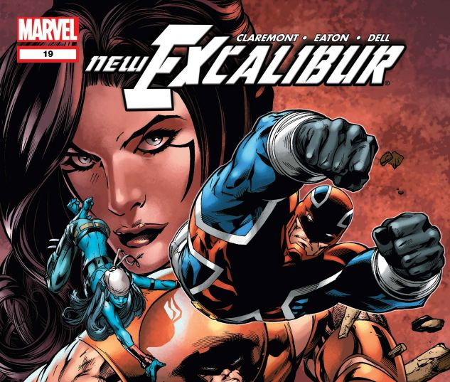 NEW EXCALIBUR (2005) #19