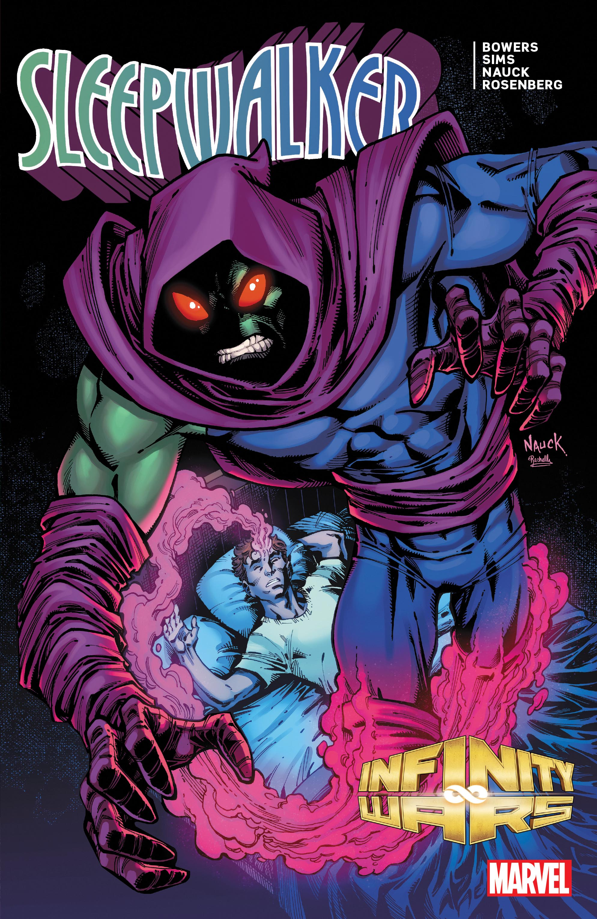 Infinity Wars: Sleepwalker  (Trade Paperback)