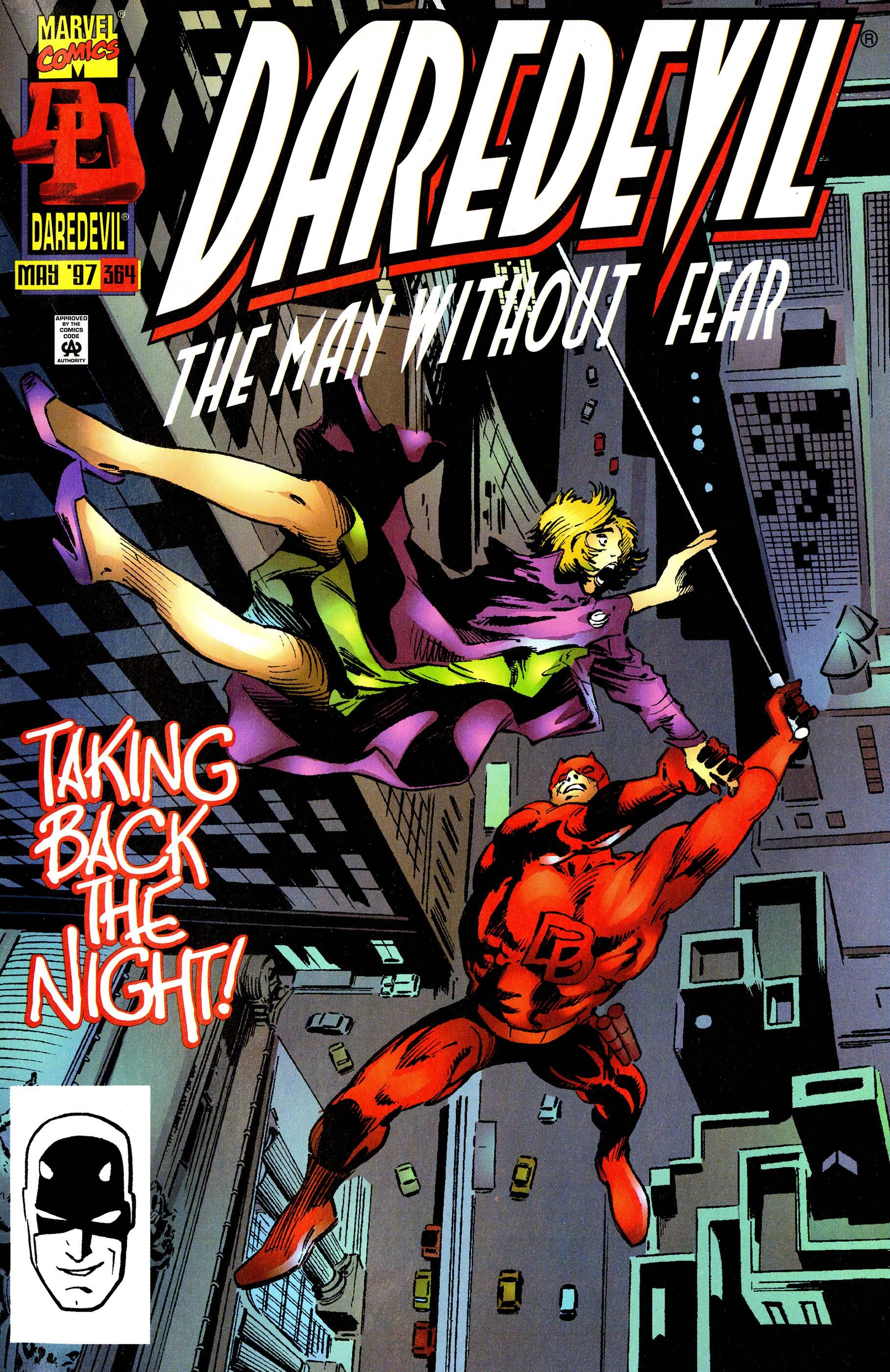 Daredevil (1964) #364