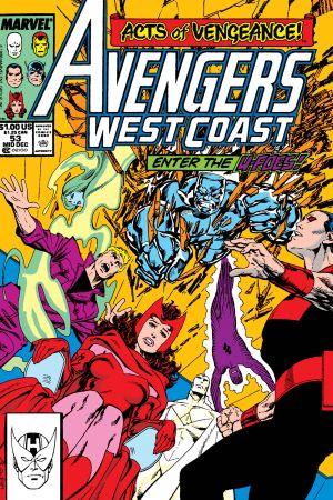 West Coast Avengers #53