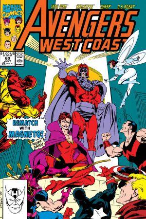 West Coast Avengers #60