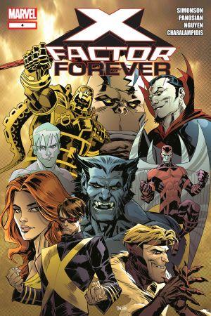 X-Factor Forever #4