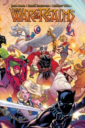 WAR OF THE REALMS TPB (Trade Paperback)