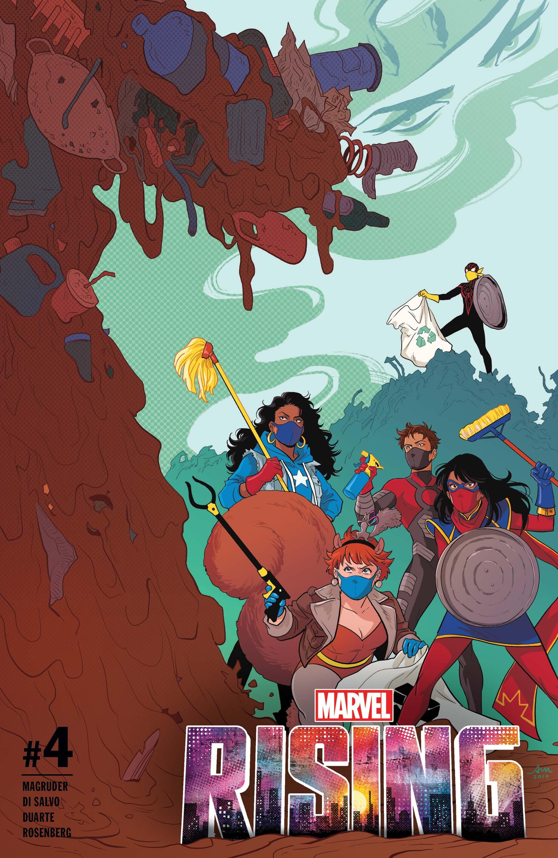 Marvel Rising (2019) #4