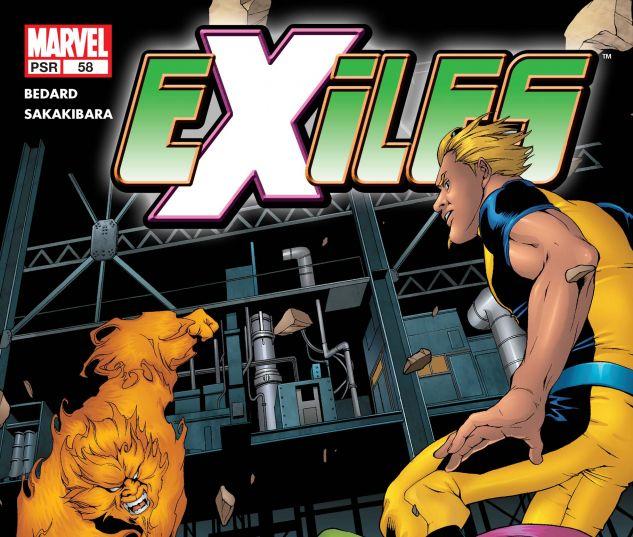 EXILES (2001) #58