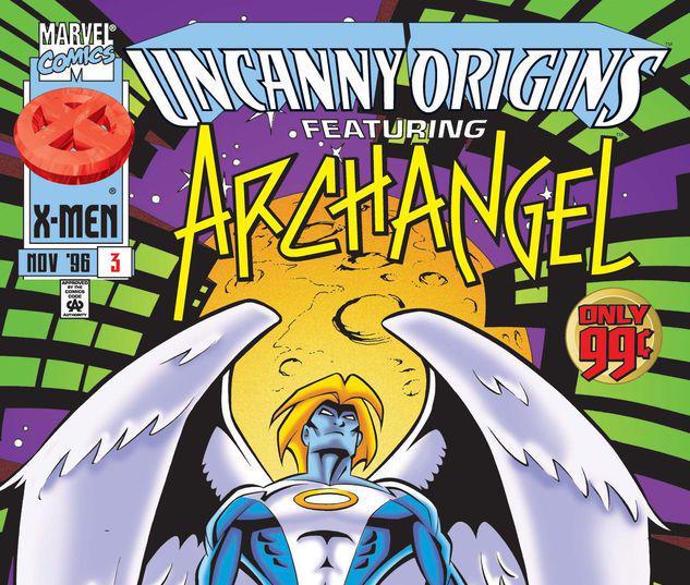 Uncanny Origins #3