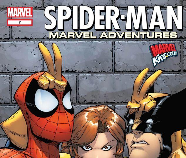 SPIDER-MAN MARVEL ADVENTURES (2010) #7