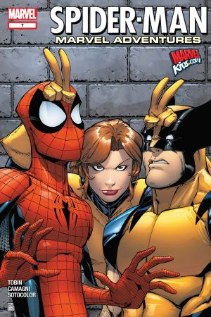 Spider-Man Marvel Adventures #7