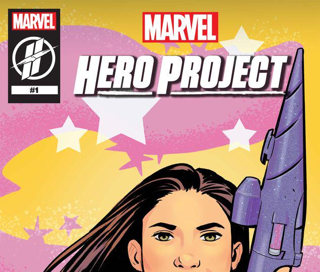 MARVEL'S HERO PROJECT SEASON 1: SENSATIONAL JORDAN #1