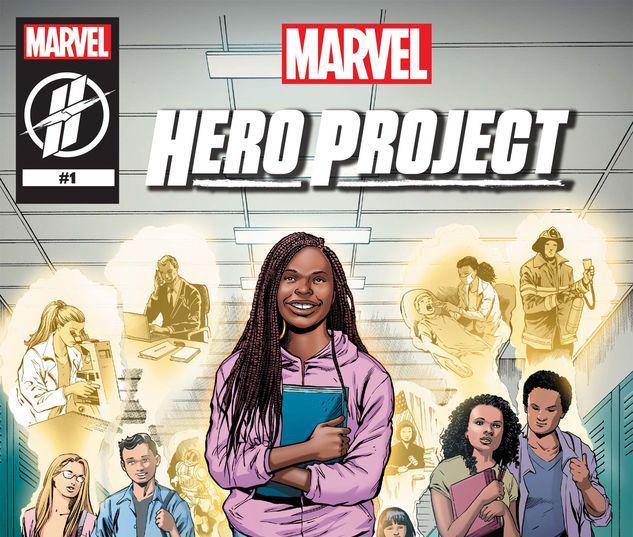 MARVEL'S HERO PROJECT SEASON 1: RADIANT JAYERA #1