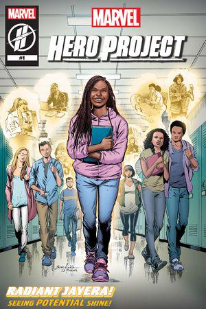 MARVEL'S HERO PROJECT SEASON 1: RADIANT JAYERA #1