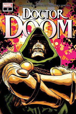Doctor Doom (2019) #2