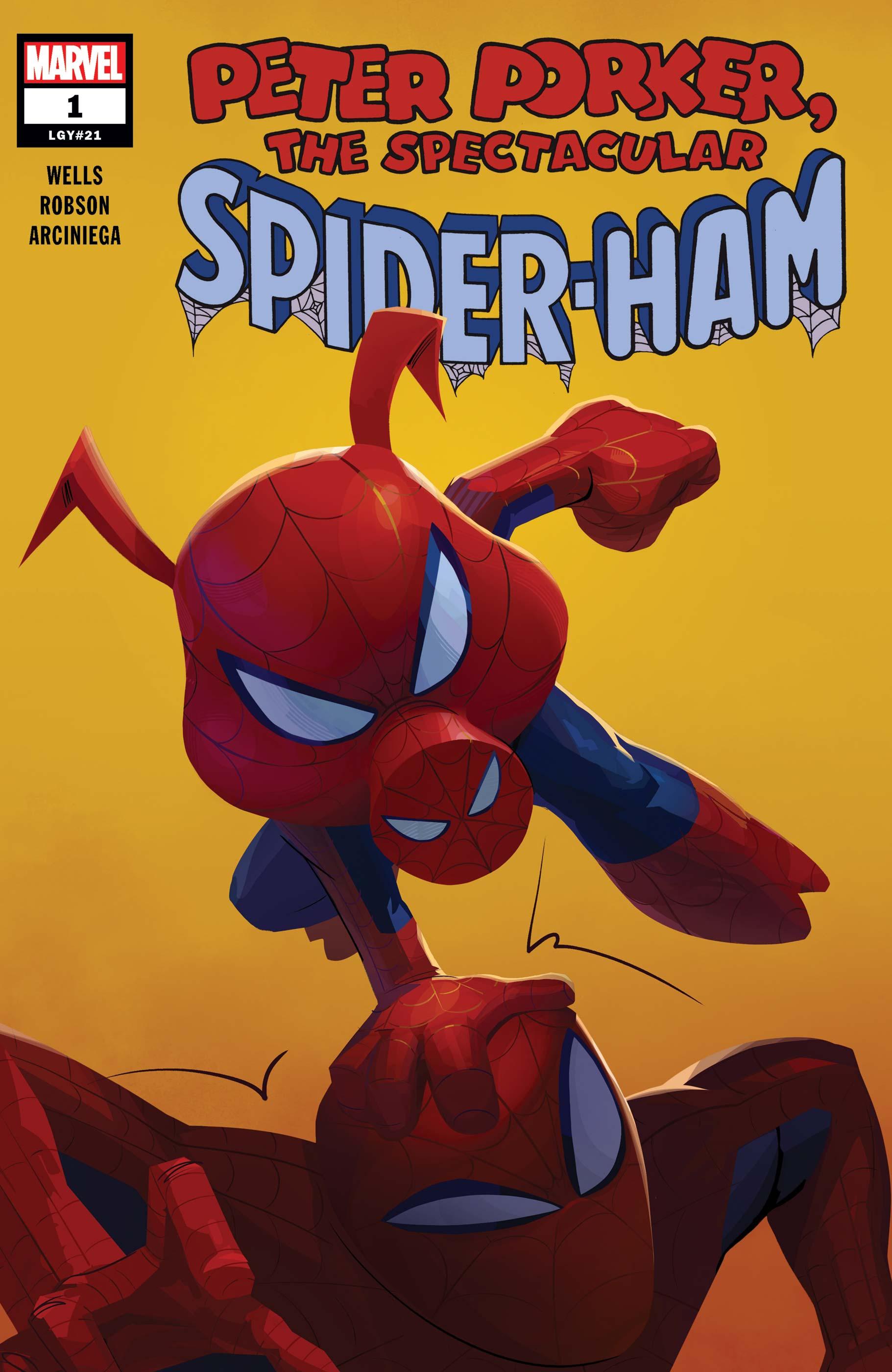 Spider-Ham (2019) #1
