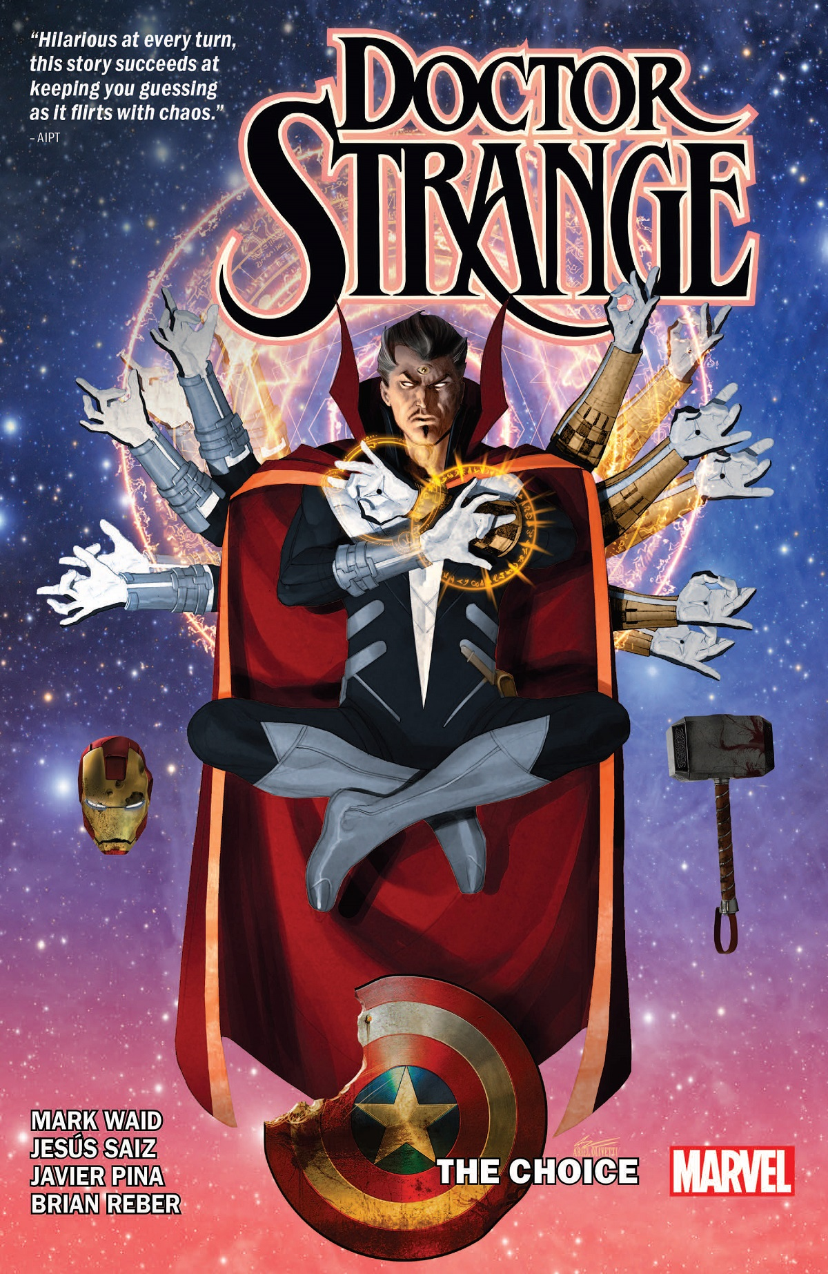 Doctor Strange By Mark Waid Vol. 4: The Choice (Trade Paperback)