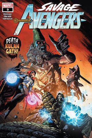 Savage Avengers (2019) #9