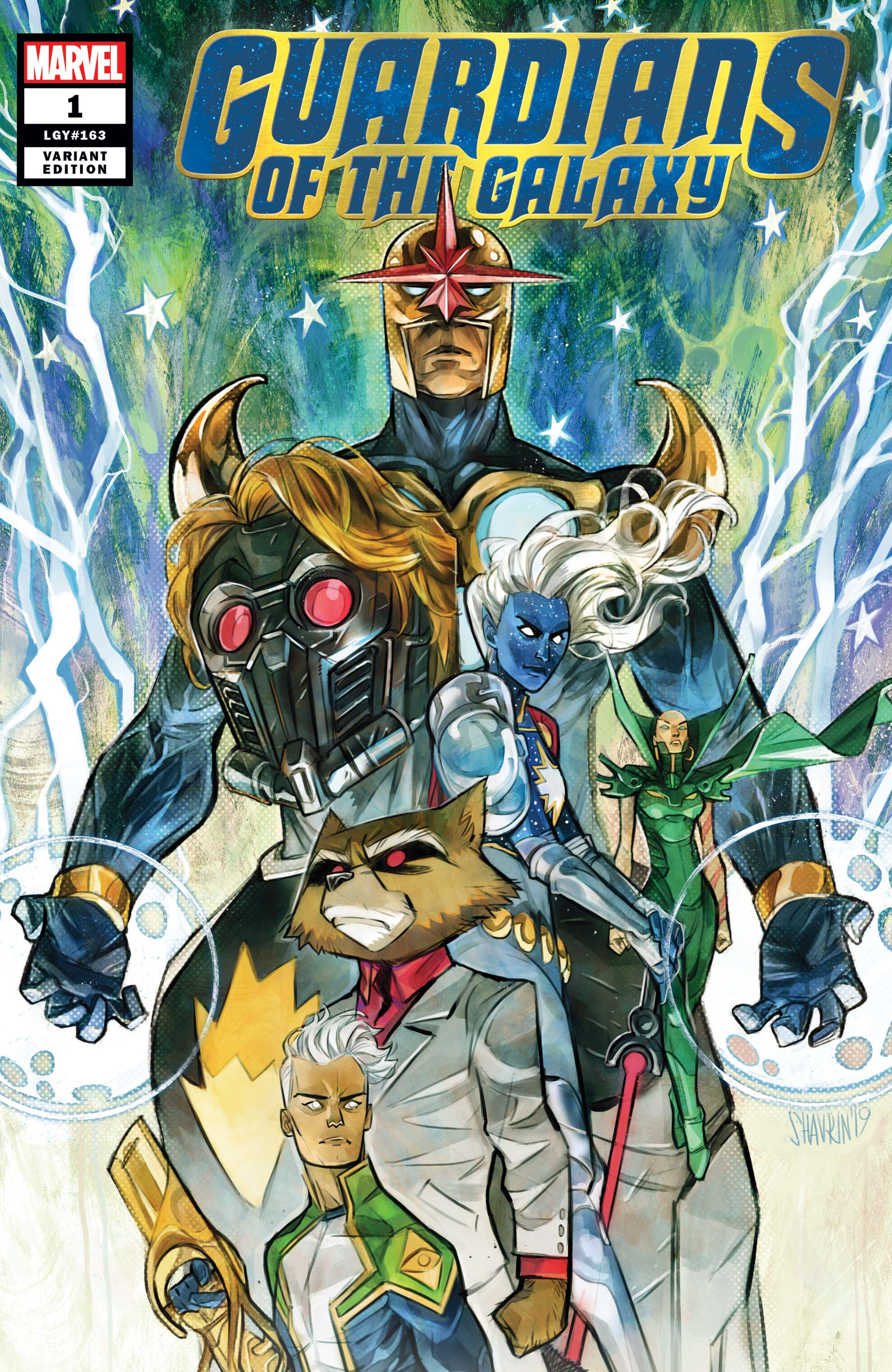 Guardians of the Galaxy (2020) #1 (Variant)